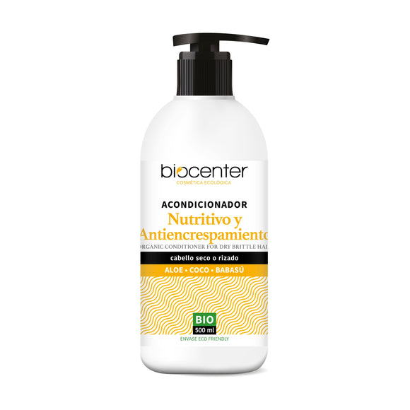 Acondicionador Top Anti Frizz  500ml - Biocenter