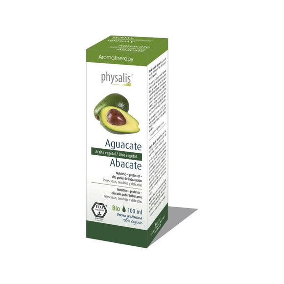 Óleo Essencial Abacate Bio 100ml - Physalis