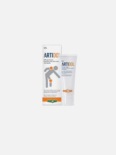 Artidol Gel Erba Vita 100ml