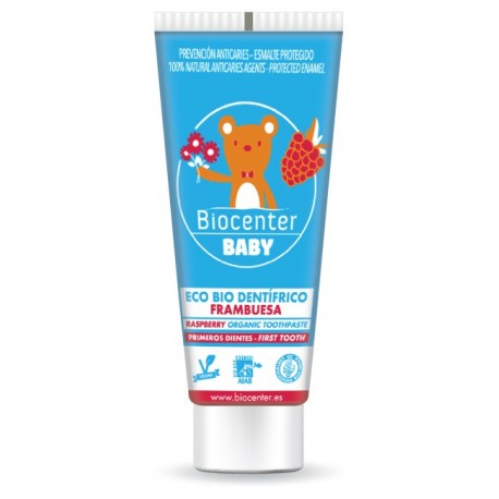 Pasta Dentifrica Baby Eco-Bio 75ml - Biocenter