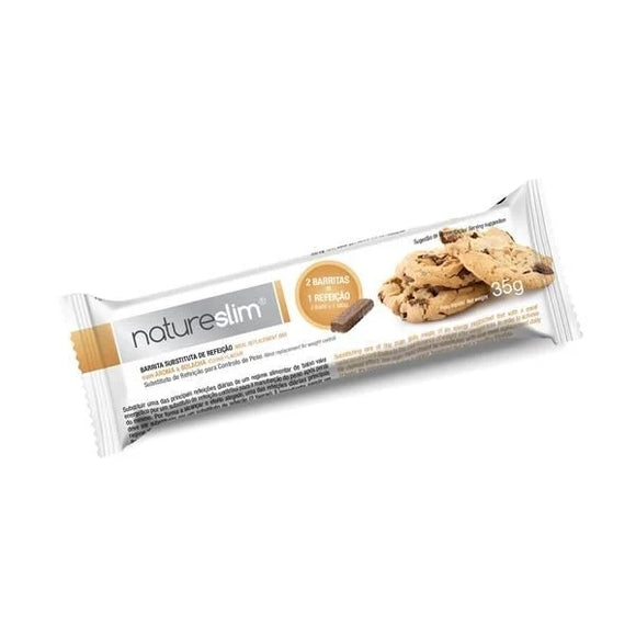 Barra Substituta de Refeição Cookie 35g - Natureslim
