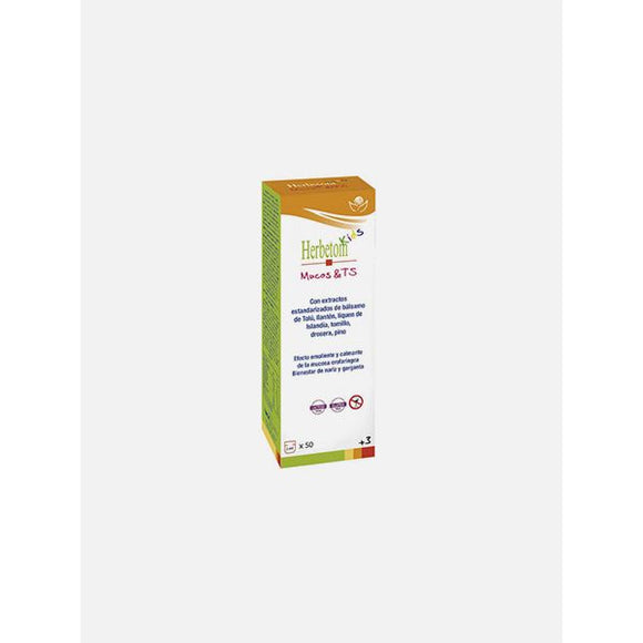 Herbetom Kids Mucos&TS 250ml Bioserum