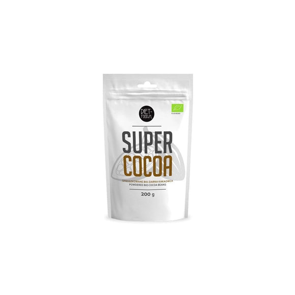 Diet-Food Cacau Bio 200g