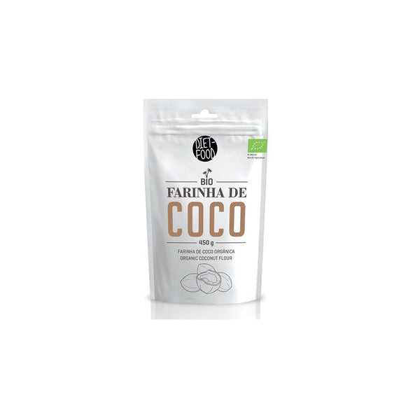 Diet-Food Farinha de Coco 450g