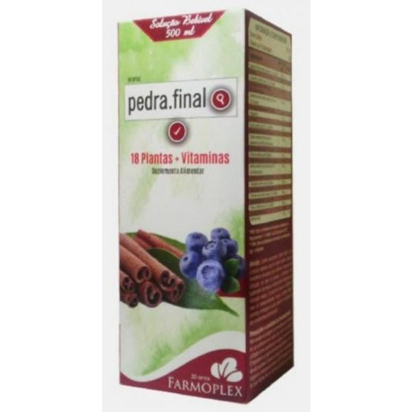 Pedra Final 500ml - Farmoplex