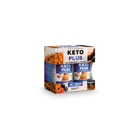 Keto Plus 45+45 comprimidos - Novity