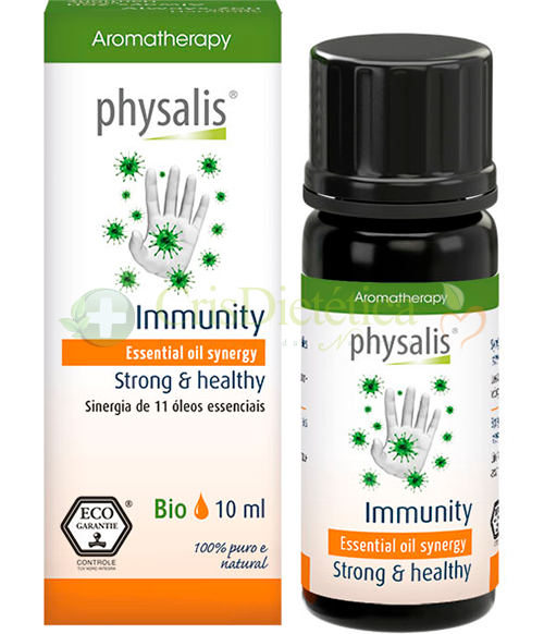 Synergy Immunity Bio 10ml - Physalis