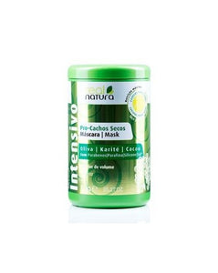 Mask Without Salt Pro Dry Curls Olive and Shea 1kg - Real Natura - Crisdietética