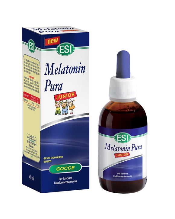 Melatonina Junior 40ml ESI