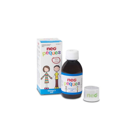 Neo Peques Omega 3 DHA 150 ml - Nutridil