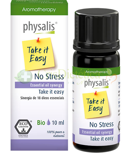 Synergy No Stress Bio 10ml - Physalis