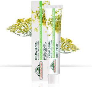 Toothpaste from Mirra, Propolis and Fennel - Celeiro da Saúde Lda