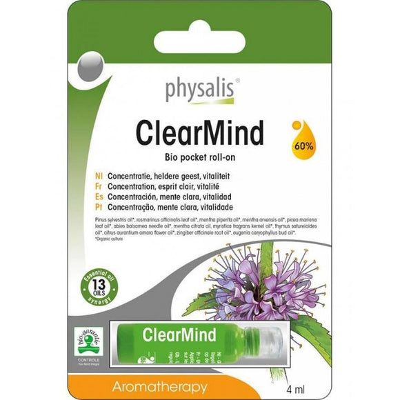 Roll-On Clearmind 4ml - Physalis