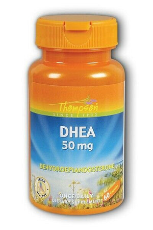 DHEA 50 mg 60 caps -THOMPSON