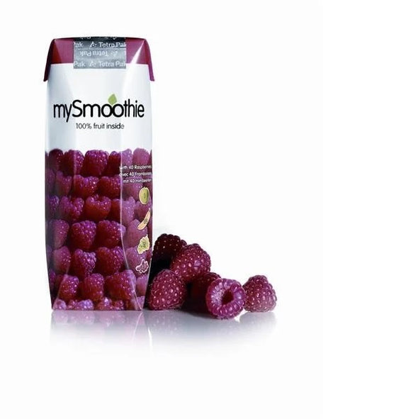 Smoothie de Framboesa 250ml - MySmoothie