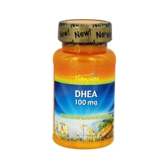 DHEA 100 mg 30 caps - THOMPSON