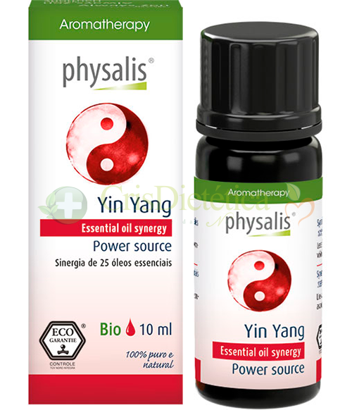 Synergy Yin & Yang Bio 10ml - Physalis