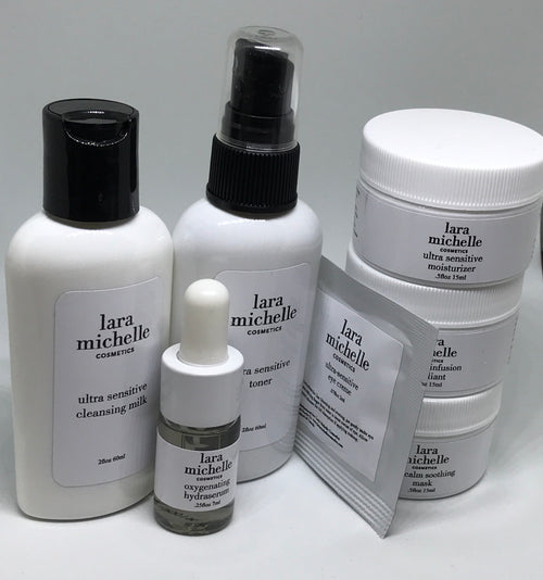 Rosea / Sensitive Skin Care Kit