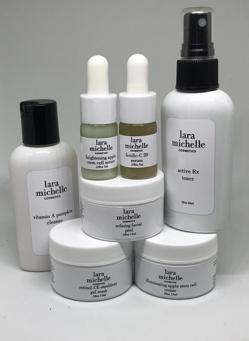 Hyperpigmented Skin Care Kit
