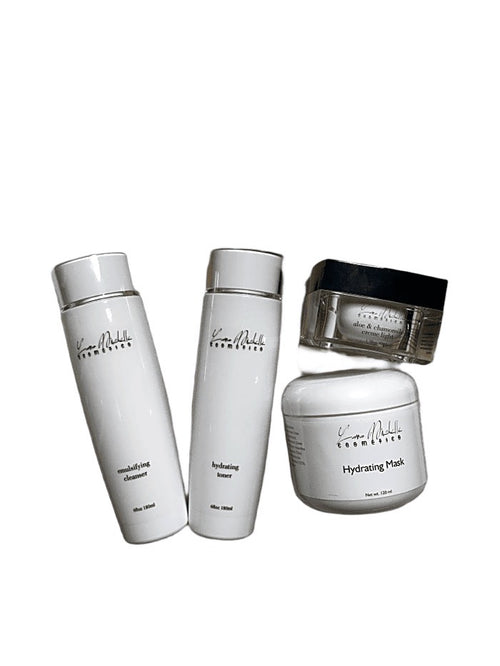 Dry / Anti-aging Skin Care Kit