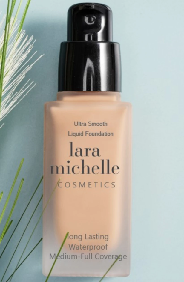 Ultra Smooth Liquid Foundation