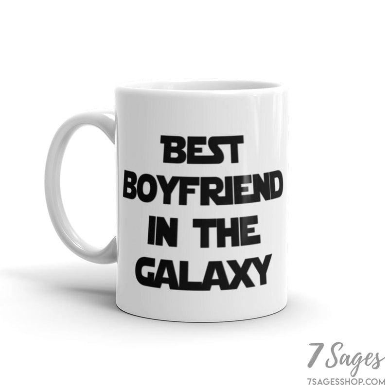 Best Boyfriend In The Galaxy Star Wars Mug