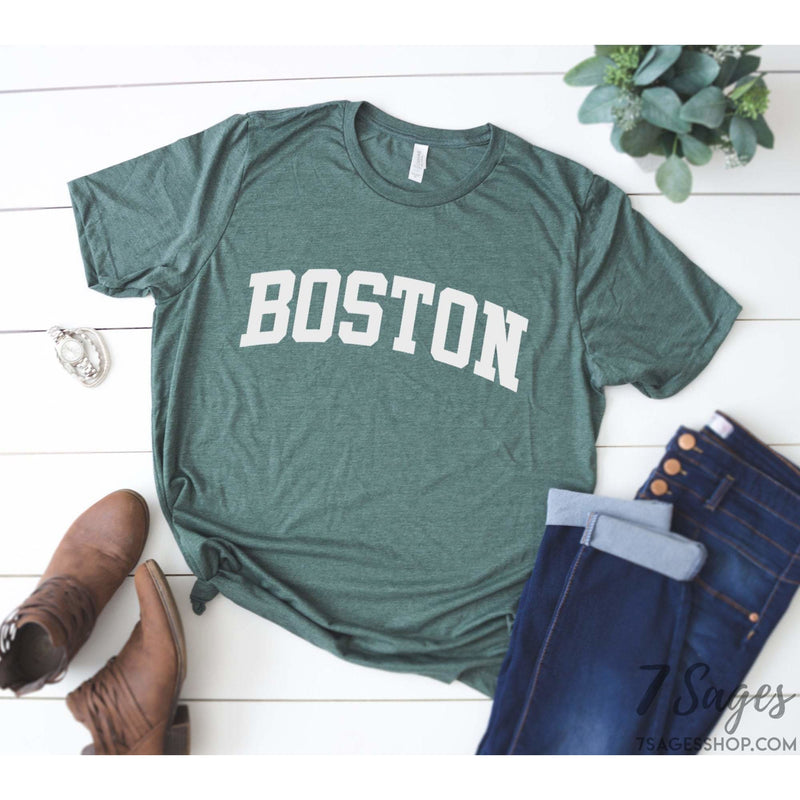 Boston T- Shirt - Shirt