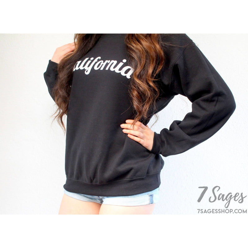 California Crewneck Sweatshirt