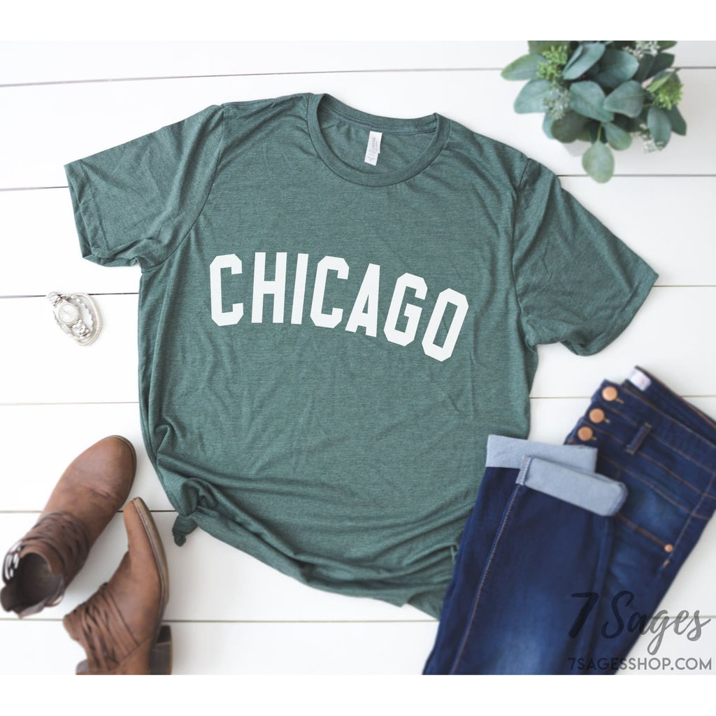 Chicago T-Shirt - Shirt