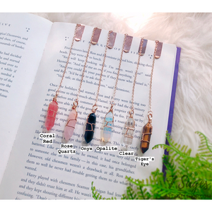 Crystal Stone Bookmark