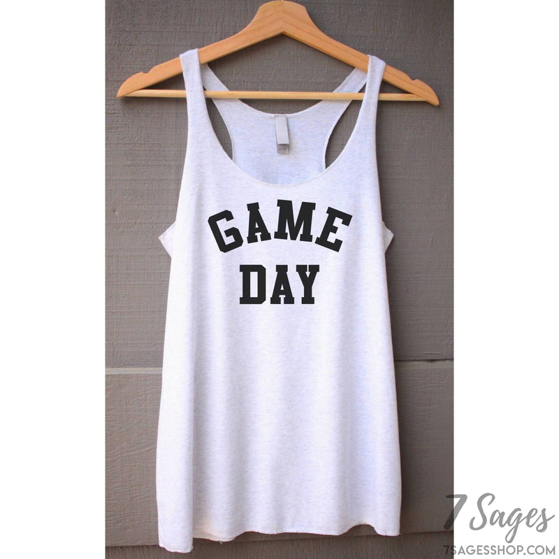 Game Day Tank Top