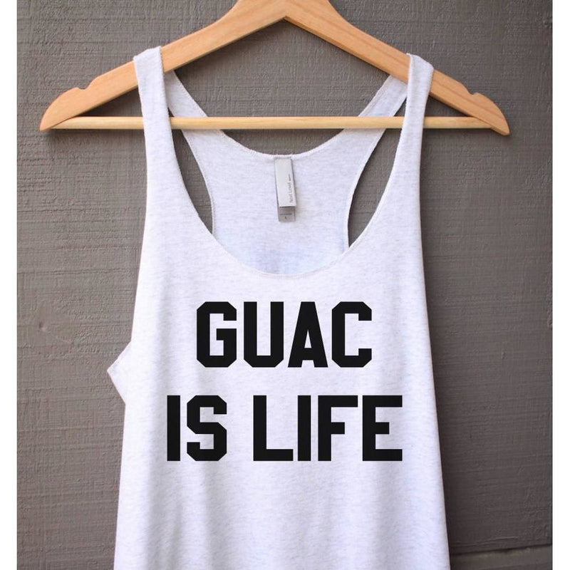 Guac Is Life Tank Top