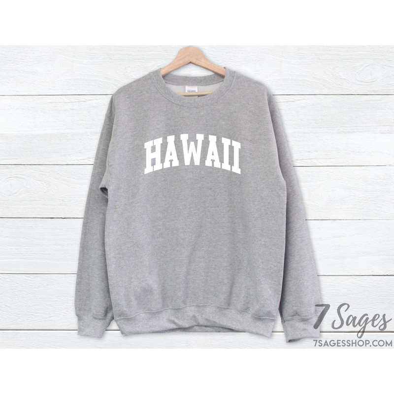 Hawaii Sweatshirt - Sweatshirt