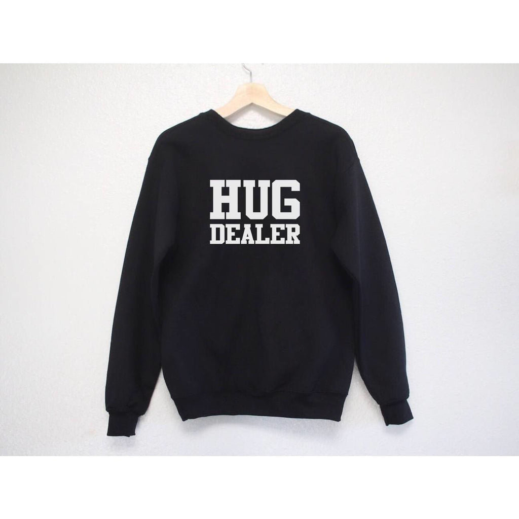 Hug Dealer Crewneck Sweatshirt