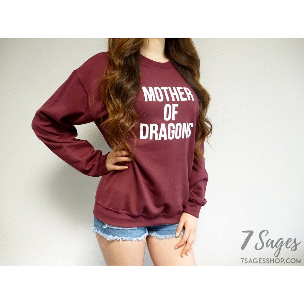 Mother of Dragons Crewneck Sweatshirt