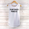 Plant Based Princess Muscle Tank Top