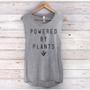 Powered by Plants Muscle Tank Top - Gray / S