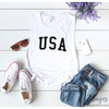 USA Muscle Tank Top