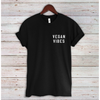Vegan Vibes Pocket T-Shirt