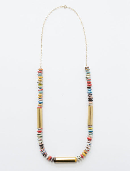 The Jetsetter Necklace