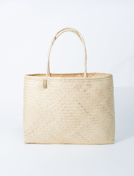 Natural Seaside Tote