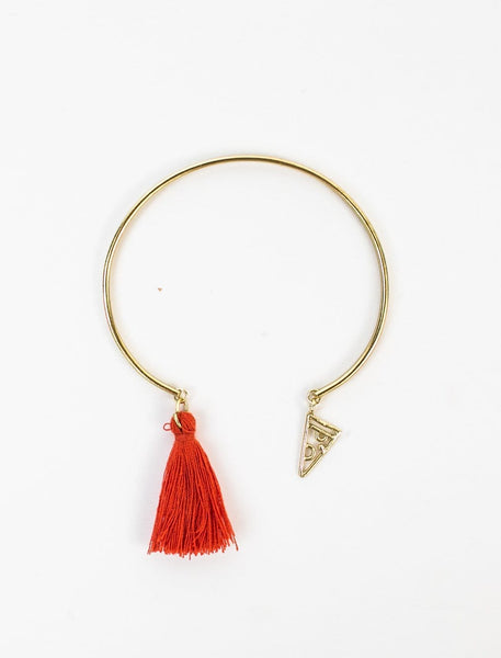 Pizza Charm Bangle