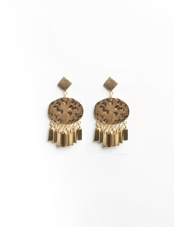Indah Fringe Earrings