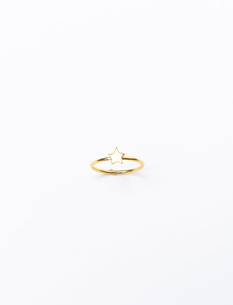 Mini Star Ring