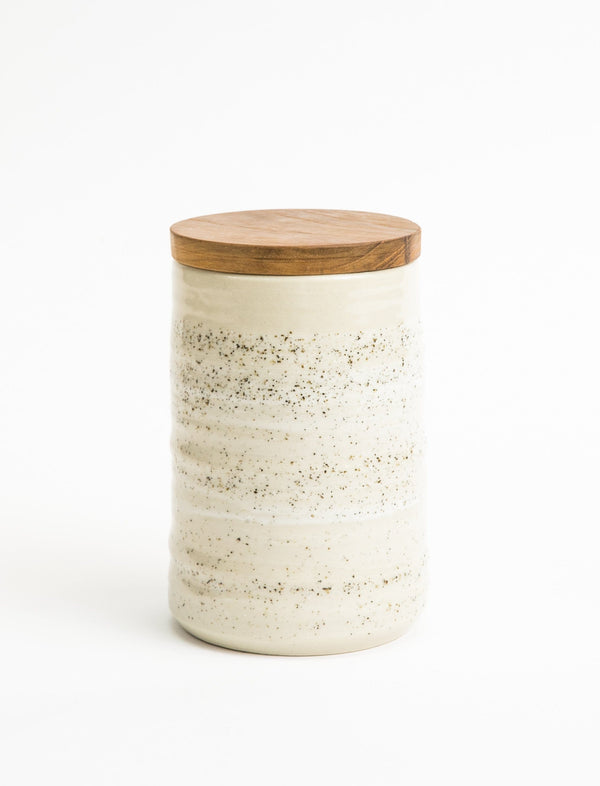 Ceramic Sand Canister - Tall