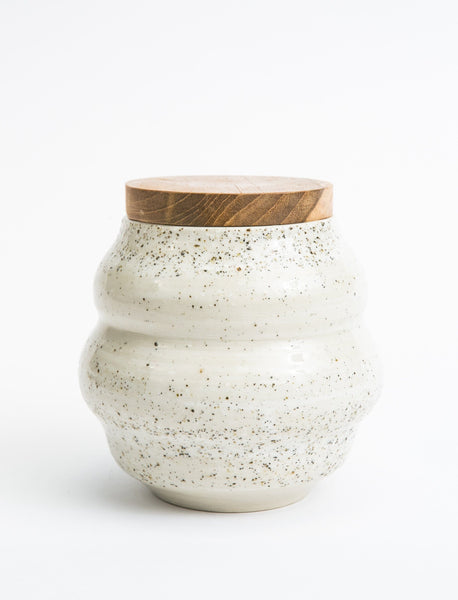 Ceramic Sand Canister - Medium
