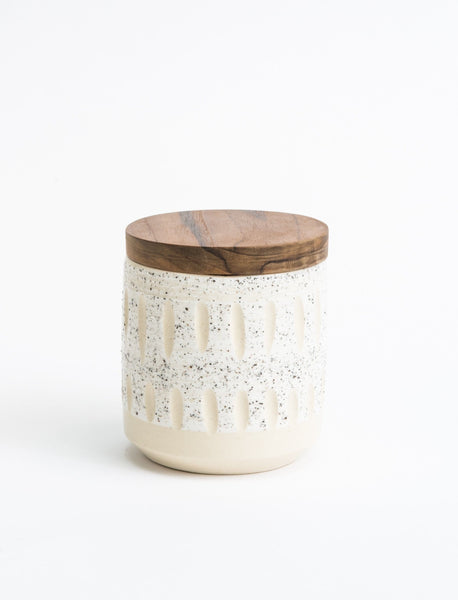 Ceramic Sand Canister - Short
