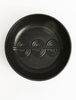Deco Serving Bowl - Matte Black