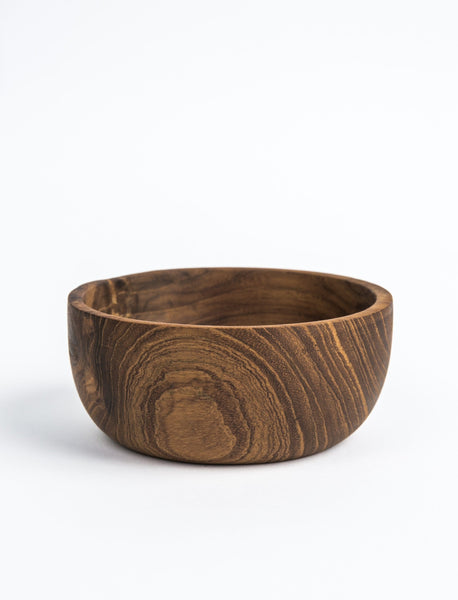 Teak Dessert Bowl- Set of 4