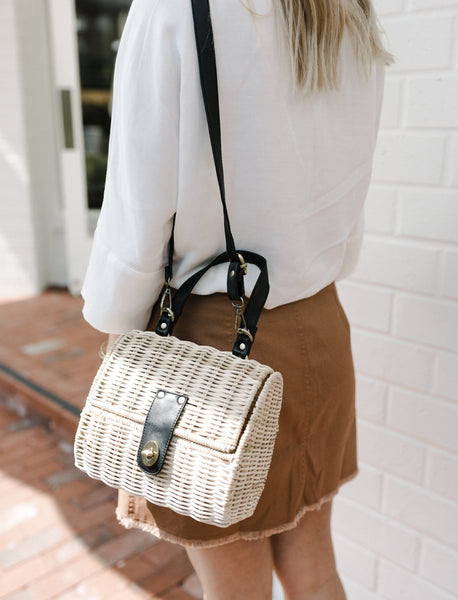 The Brooklyn Hinge Bag